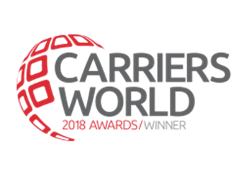 Carriers World 2018 Awards Winner
