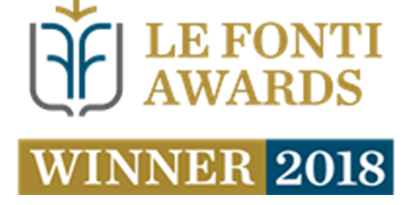 Le Fonti Awards 2018 Winner
